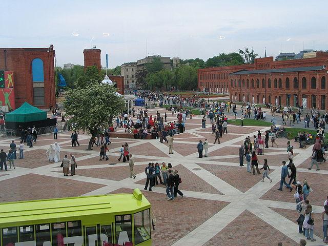rynek w Łodzi - randki i kobiety